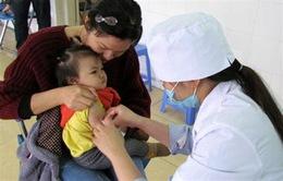 Tiếp tục thực hiện tiêm vaccine sởi ở Hà Nội