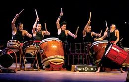 Nhóm trống Bati Holic hưng phấn vì khán giả Việt