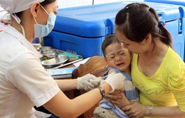Từ quý IV/2014, tiêm miễn phí vaccine sởi-rubella