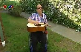 """""""Đàn guitar kỳ diệu"""" hỗ trợ chức năng bệnh nhân"""