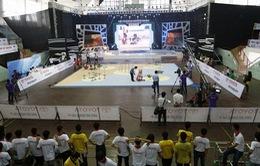 Sẵn sàng cho Vòng chung kết Robocon toàn quốc 2014
