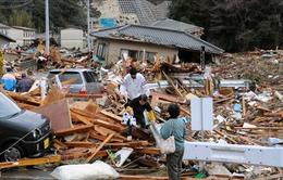 Động đất 6,2 độ Richter ở Nhật Bản: Ít nhất 17 người bị thương