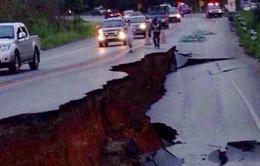 Động đất tại Thái Lan, ít nhất 21 người thương vong
