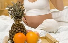 Mẹ bầu tăng cân nhiều dễ sinh con mắc bệnh tự kỷ