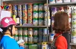 Các hãng sữa giảm trọng lượng, giữ nguyên giá bán