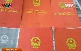 Đồng Nai: Tồn đọng 35.000 sổ đỏ chưa có người đến nhận