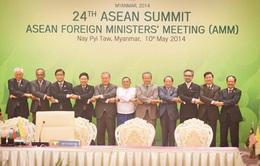 Các Bộ trưởng ngoại giao ASEAN tỏ rõ quan ngại về tình hình Biển Đông