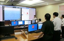 Bộ Quốc phòng làm việc với Cảnh sát Biển về hoạt động chấp pháp trên biển
