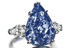Trưng bày viên kim cương lớn nhất thế giới tại Thụy Sĩ