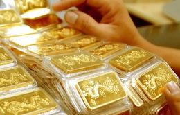Giá vàng trong nước tăng vọt 350.000 đồng/lượng