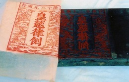 Phú Thọ tiếp nhận phiên bản mộc về Truyền thuyết Hùng Vương