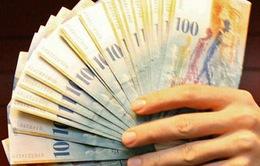 Cử tri Thụy Sĩ bác bỏ mức lương tối thiểu cao nhất thế giới