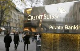 Ngân hàng Credit Suisse thừa nhận cáo buộc trốn thuế