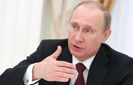 Ông Putin cáo buộc phương Tây phớt lờ lợi ích của Nga tại Ukraine