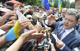 Bầu cử Tổng thống Ukraine: 36 triệu cử tri có quyền bỏ phiếu, nhiều lá phiếu ở miền Đông bị huỷ