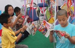 Hà Nội: Hội chợ sách dành cho thiếu nhi 2014