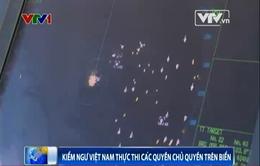 VIDEO: Tàu Trung Quốc áp đảo về số lượng, đâm va trực diện tàu kiểm ngư Việt Nam