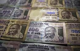 Đồng Rupee Ấn Độ giảm mạnh nhất trong 4 tháng