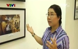 Nữ nhiếp ảnh gia với hàng nghìn bức ảnh về Trường Sa