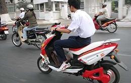 Xử phạt xe máy điện không đăng ký từ 300.000-400.000 đồng