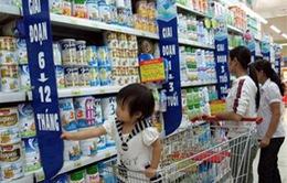 Hà Nội: Thông báo giảm giá sữa từ nhà phân phối Cô gái Hà Lan