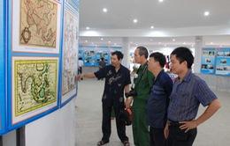 """Triển lãm bản đồ và ảnh """"Biển đảo trong lòng Tổ quốc"""""""