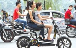 Hà Nội: Chưa có chủ xe máy điện nào đăng ký