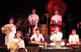 Liên hoan Độc tấu và hòa tấu nhạc cụ dân tộc tại Đà Lạt