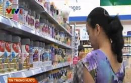Hà Nội: Các hãng sữa nhỏ chưa thể áp giá trần bán buôn