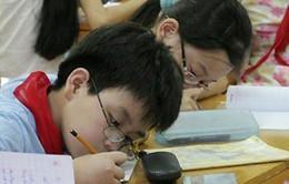 20% trẻ em Việt Nam mắc tật khúc xạ