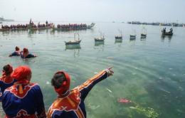 Tái hiện lễ khao lề thế lính Hoàng Sa tại Hà Nội