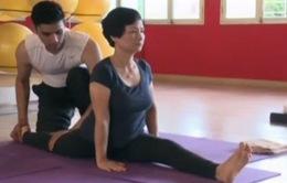 Lợi ích của yoga cho sức khỏe người cao tuổi