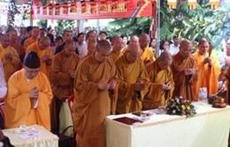 Giáo hội Phật giáo Việt Nam cầu nguyện hòa bình cho Biển Đông