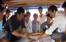 Nâng cao trình độ cho ngư dân khi hiện đại hóa tàu cá