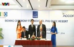 Ký kết dự án khách sạn Novotel Phú Quốc Resort