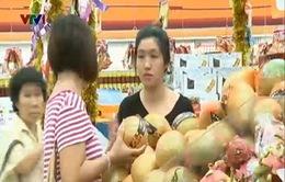 Nông sản Việt Nam vào siêu thị Singapore