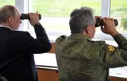 Nga: Quân khu miền Trung trong tình trạng sẵn sàng chiến đấu