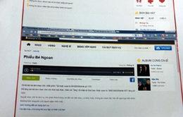Bộ VH-TT&DL xử phạt thêm 5 trang nhạc trực tuyến