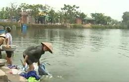 Hà Nội: Cả làng sống bằng nước… ao tù