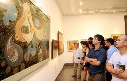 """Khai mạc """"Những ngày Văn hóa Việt Nam tại LB Nga"""" 2014"""
