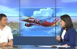 VietJet Air vận chuyển nhầm hành khách, không hạ cánh nhầm sân bay