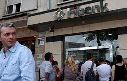 Hệ thống ngân hàng Bulgaria rối loạn vì tin đồn thất thiệt