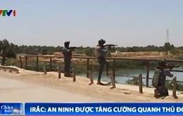 Iraq: An ninh được tăng cường quanh thủ đô Baghdad