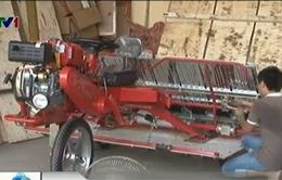 Nghiên cứu chế tạo máy nông nghiệp mãi nằm trên giấy vì thiếu kinh phí