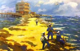 Giới họa sĩ hướng về biển đảo Tổ quốc