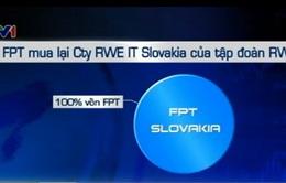 Tập đoàn RWE là khách hàng lớn nhất của FPT tại châu Âu
