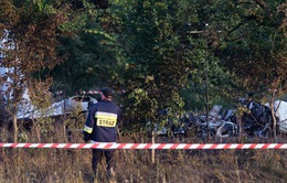 Ba Lan: Tai nạn máy bay kinh hoàng, duy nhất 1 người sống sót