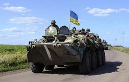 Ukraine: Quân đội chiếm lại Slaviansk