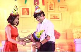 Vân Trang, Quý Bình lần đầu hát, múa trong nhạc kịch