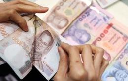 Đồng Baht Thái tăng mạnh nhất trong 5 tháng qua